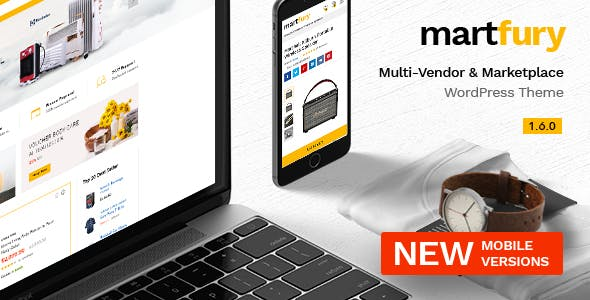 Martfury WordPress Theme free download